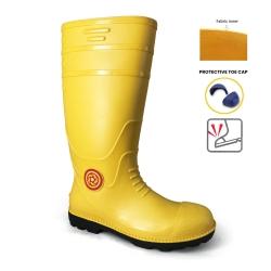Calf Rain Boots 8000STC(YL)