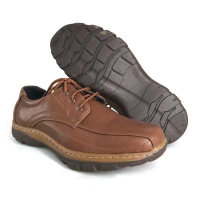 Men Casual Shoes Brown CSA733P2