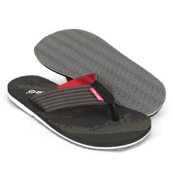Flat Slipper Men Brown FFL722A1