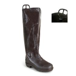 Calf Rain Boots Boto 718-MHH(BN)