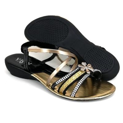 Women Sandal Indian Gold SDL61B3