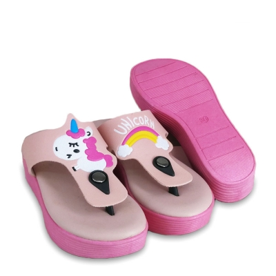 Kids Slippers Pink SLL420G1