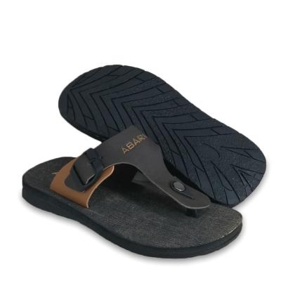 Kids Slippers Sandal Brown SLL520H1