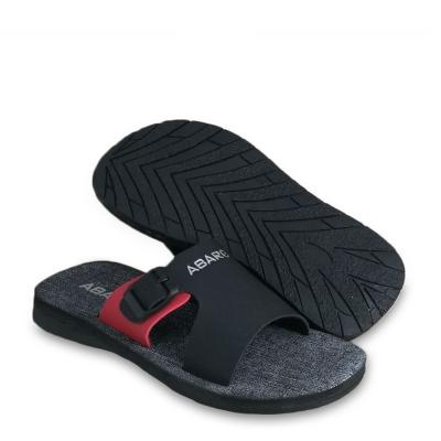Kids Slippers Sandal Black SLL520H2