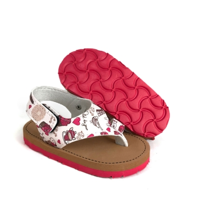 Toddler Baby Sandals Casual Red SML313E2