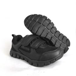 Black School Shoes ABARO 2892 Mesh + Ultra Light EVA Primary/Secondary Unisex