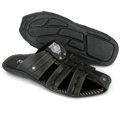Flat Slipper Men Black ALL71A2