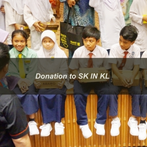 Donation to SK IN KL