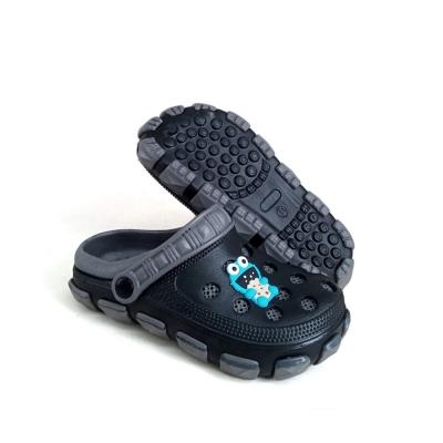 Kids Slippers Black C.JHC5136-28K