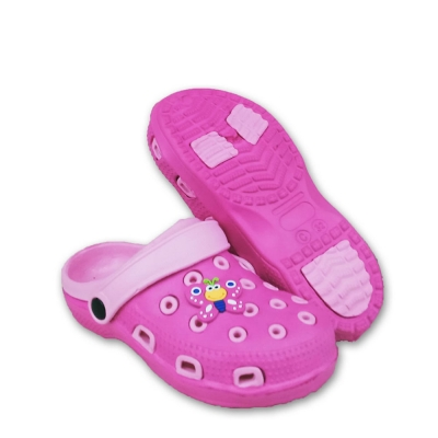 Kids Slippers Peach C.JHC5244-4K