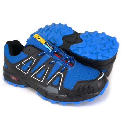 Men Hiking Shoes Blue HIA711C1-L