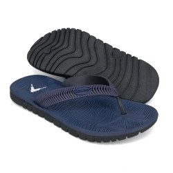 Flat Slipper Men Dark Blue FFA711E1
