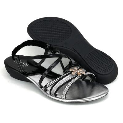 Women Sandal Indian Silver SDL61B3