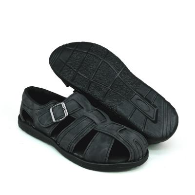 Men Shoes Sandal Black SDL711A1