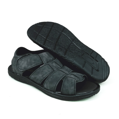 Men Shoes Sandal Black SDL711A2