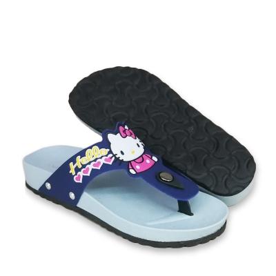 Kids Slippers Navy Blue SLL420G3