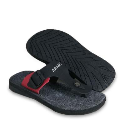 Kids Slippers Sandal Black SLL520H1