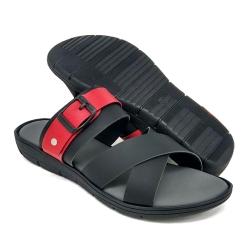 Flat Slipper Ladies Black SLL61AB1