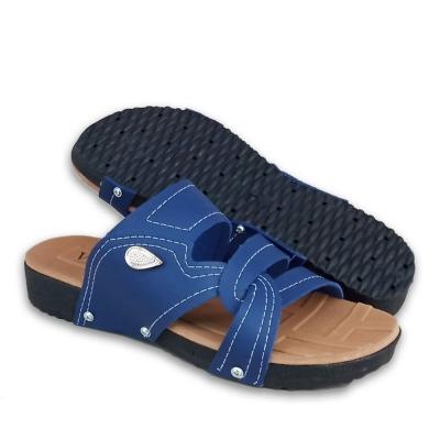 Women Slippers Navy Blue SLL61AC3