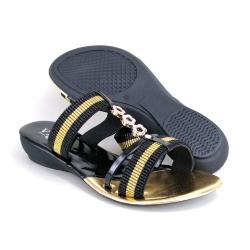 Women Slipper Indian Gold SLL61AG5