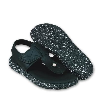Women Slippers Black SLL620AK6