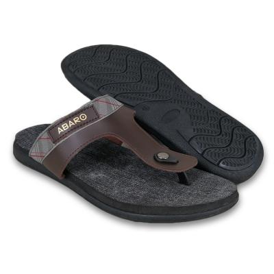 Men Slippers Brown SLL720N1