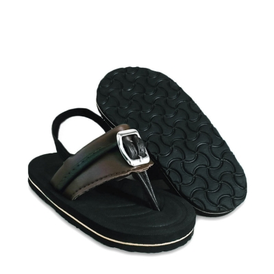 Toddler Baby Cappal Casual Sandal Brown SML313E1