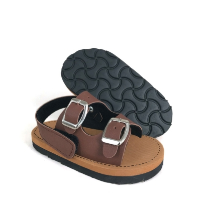 Toddler Baby Sandals Casual Brown SML313E3