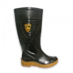 Calf Rain Boots Dr Maldini TS-48(BK)