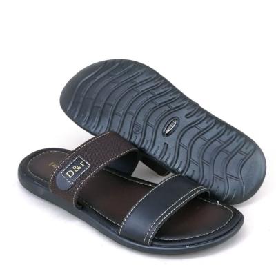 Men Slippers Black UO038