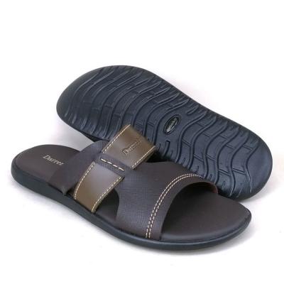 Men Slipper Sandal Olive UO2908