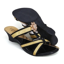 Women Wedges Indian Gold WDL61A5